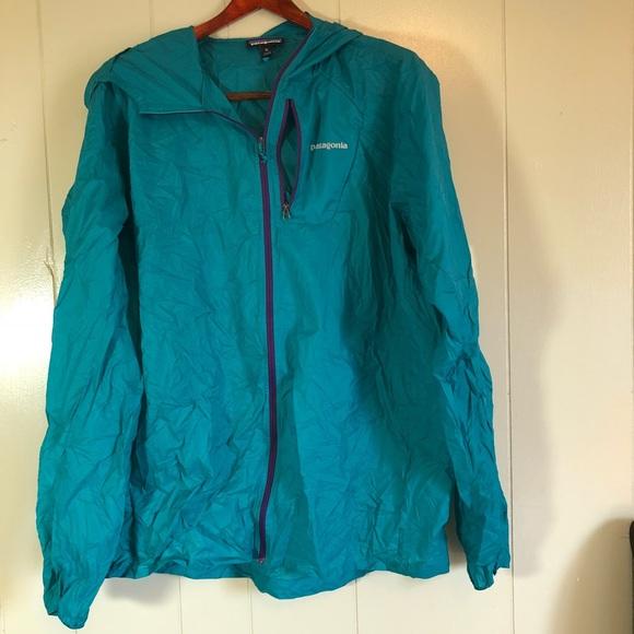 7e8d0c6a0 Patagonia empress's new jacket windbreak XL